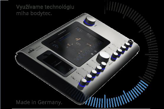 Přístroj EMS